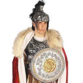 Escudo romano oro/plata