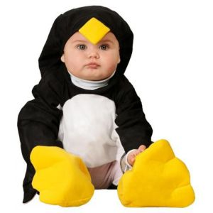 Disfraz bebe pinguino