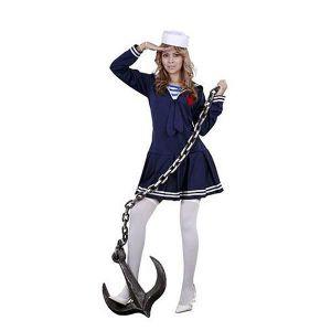 Disfraz marinera adulto bt