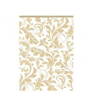Mantel gold elegance