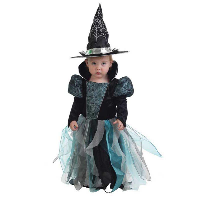Disfraz bebe bruja azul - Barullo.com 288285913da4