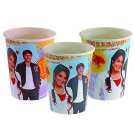 Vasos high school musical (8 uds)