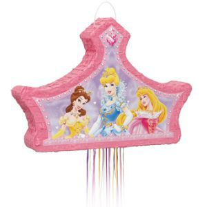 Piñata princesas disney volumen