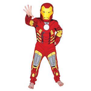 Disfraz iron man infantil