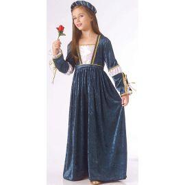 Disfraz julieta azul infantil