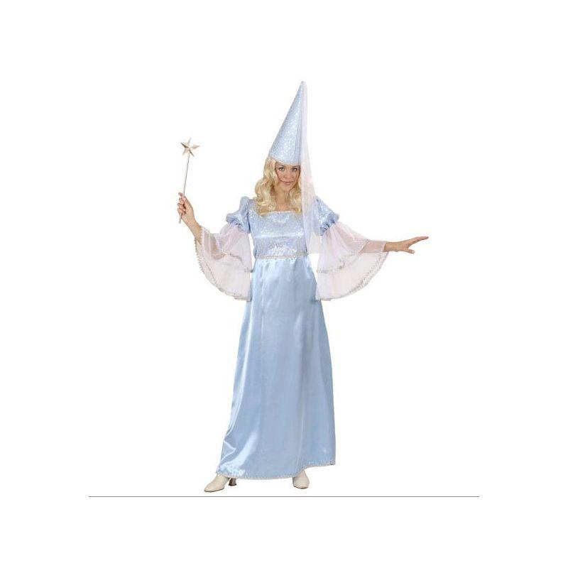 9a0fbf582 Disfraz hada magica mujer adulto