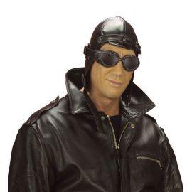 Gorro piloto antiguo