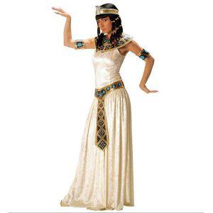 Disfraz cleopatra lujo mujer adulto