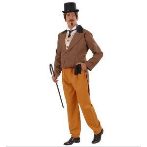 Disfraz victoriano hombre adulto