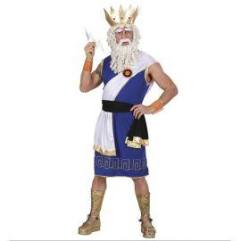 Disfraz zeus hombre adulto