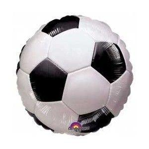 Globo helio futbol
