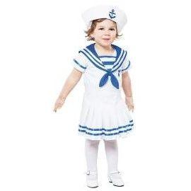 disfraz marinera nias aos