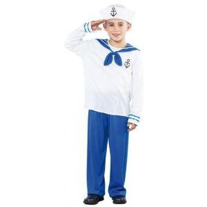Disfraz marinero infantil