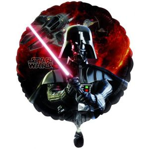 Globo helio star wars