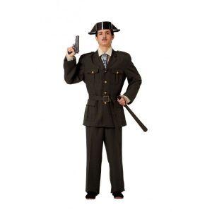 Disfraz guardia civil deluxe