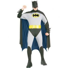 Disfraz batman clasico sin musculos