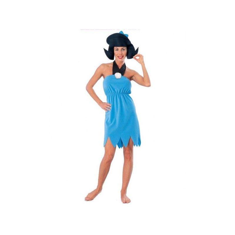 Disfraz Betty Marmol Picapiedra Barullocom - Disfraz-familia-picapiedra