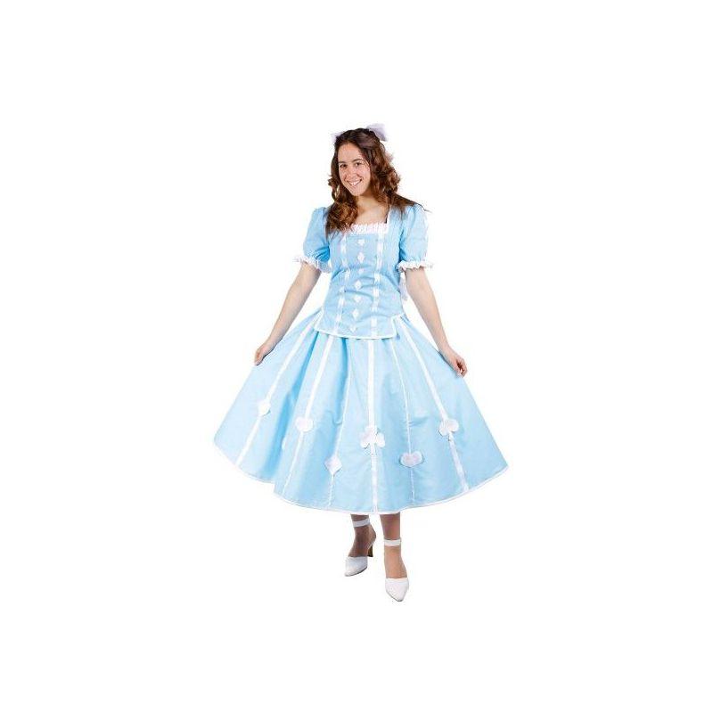 Disfraz Alicia maravillas adulto - Barullo.com