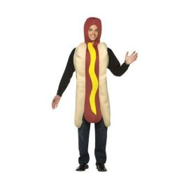 Disfraz hot dog perrito caliente