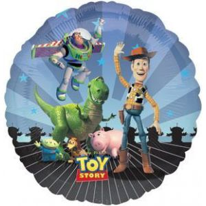 Globo helio toy story