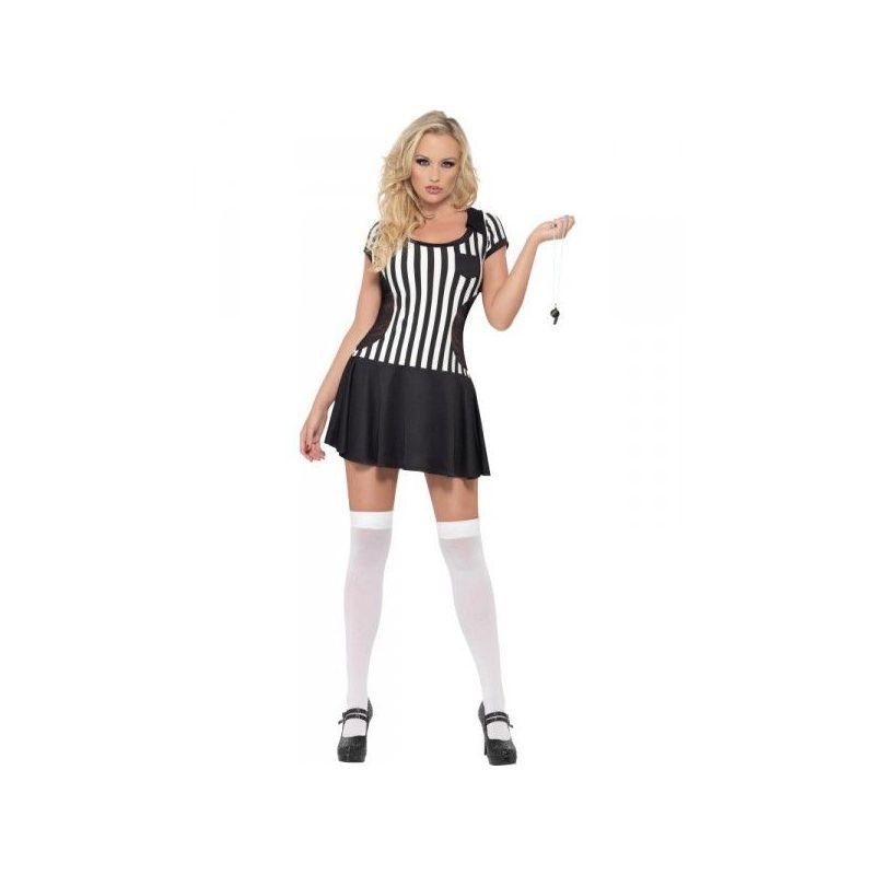 8ed25f925c7 Disfraz árbitro chica sexy - Barullo.com