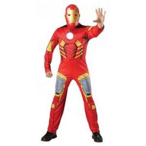 Disfraz Iron Man musculoso adulto