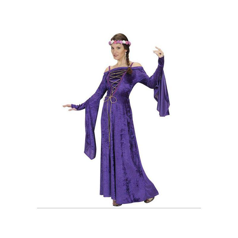 Disfraz princesa medieval fanciulla - Trajes de carnaval de epoca ...