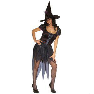 Disfraz bruja wicked
