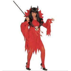 Disfraz diablesa joven