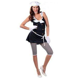 Disfraz marinera sexy