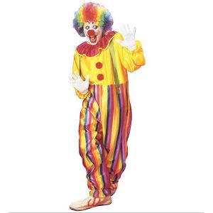 Disfraz payaso circo adulto
