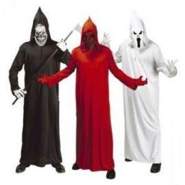 Disfraz fantasma adulto surtido
