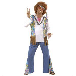 Disfraz hippie hombre Woodstock