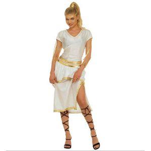 Disfraz griega Athena adulto