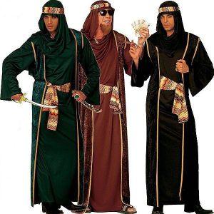 Disfraz árabe Sheik