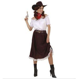 Disfraz cow-girl
