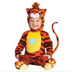 Disfraz bebe gato