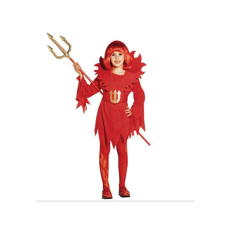 disfraz de diablesa para nias de a aos
