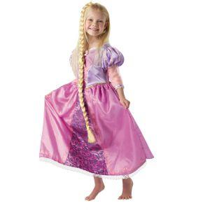 Disfraz rapunzel deluxe niña