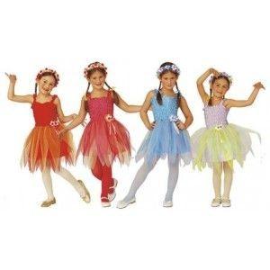 Disfraz hada bailarina