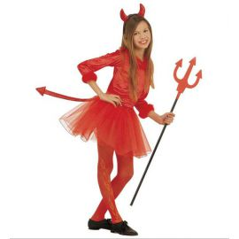 Disfraz diablesa niña de 5 a 13 años