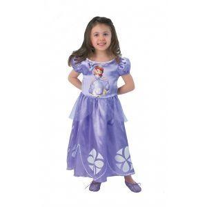Disfraz princesa sofia classic niñas de 1 a 4 años