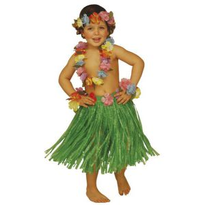 Set hawaiana niña