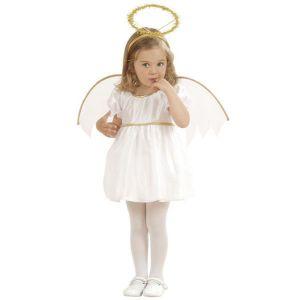Disfraz angel 1-2 y 2-3 años