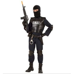 Disfraz agente swat policia