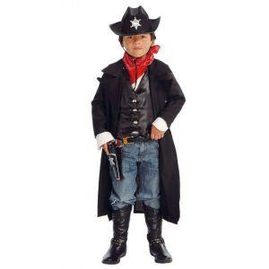 Disfraz vaquero pistolero de 4 a 12 años