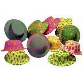 Sombrero bombin-copa fluorescente surt