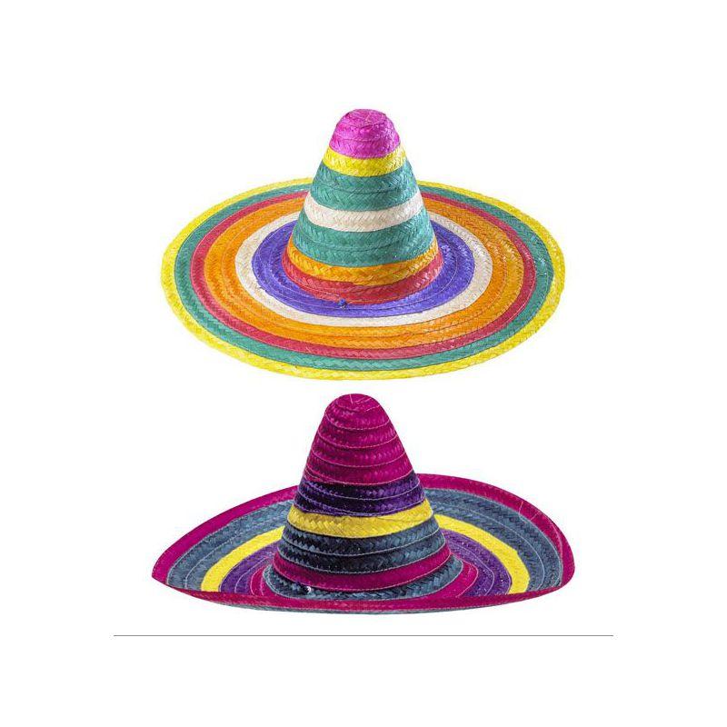 moda más deseable super calidad una gran variedad de modelos Sombrero mejicano - Barullo.com