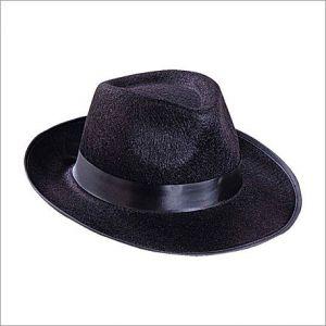 Sombrero gangster fieltro