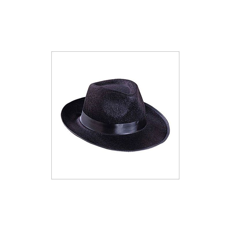 Sombrero gangster fieltro - Barullo.com a35df432e6f